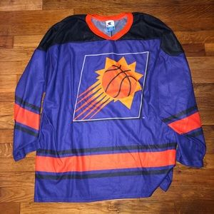 Phoenix Suns NBA Hockey Jersey XL Champion